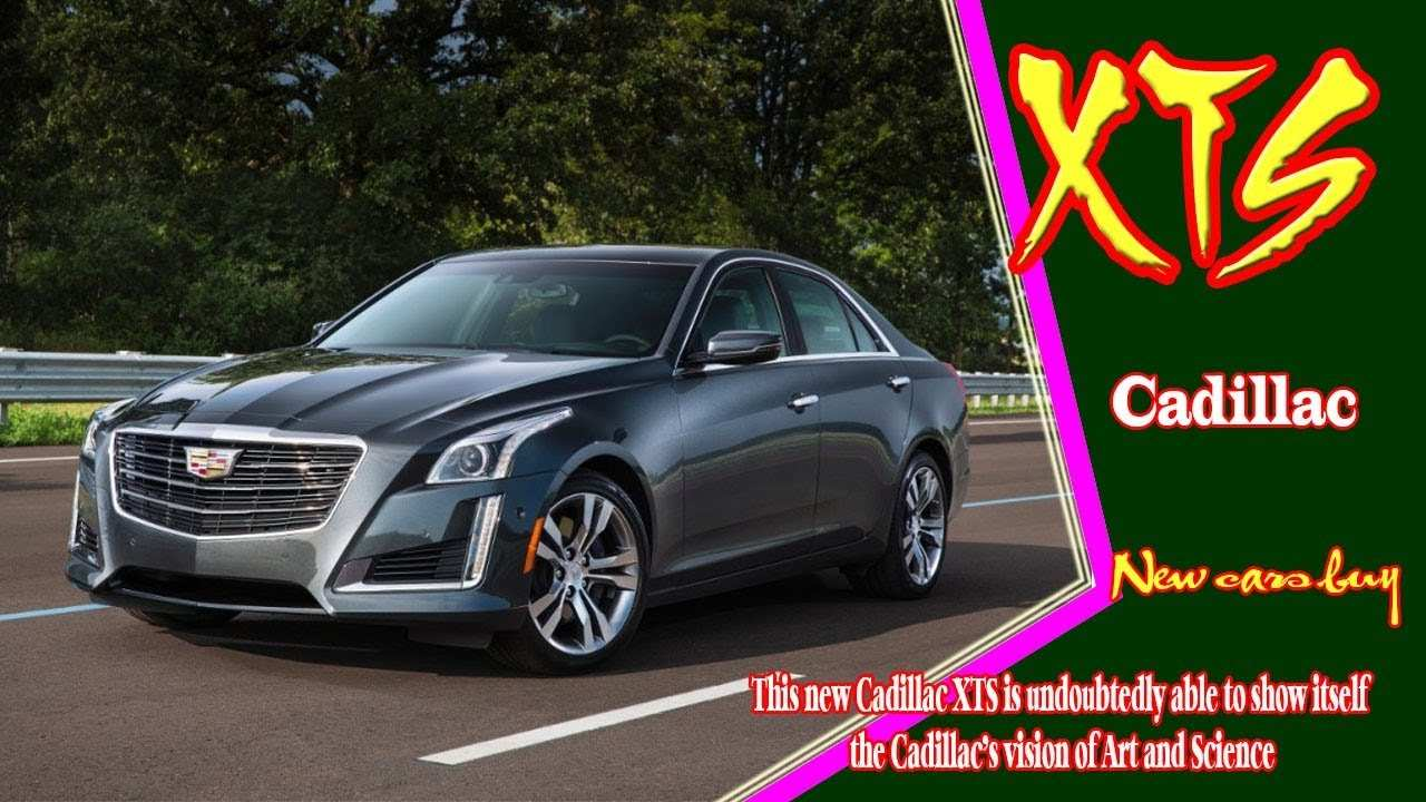 90 Best Review 2020 Cadillac XTS Spesification by 2020 Cadillac XTS
