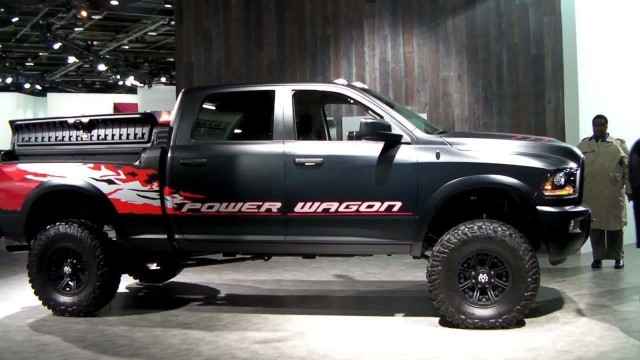90 Best Review 2020 Dodge Power Wagon Release Date with 2020 Dodge Power Wagon