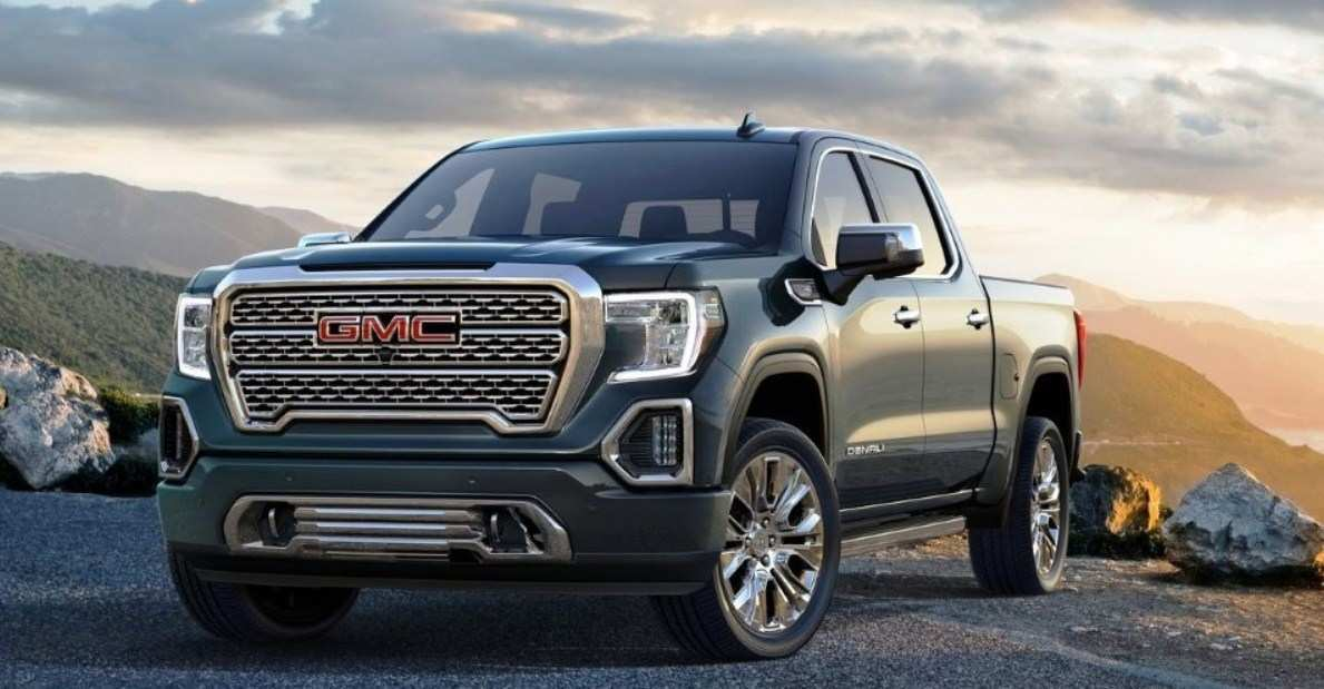 90 Best Review 2020 Gmc Sierra Denali 1500 Hd Spesification with 2020 Gmc Sierra Denali 1500 Hd