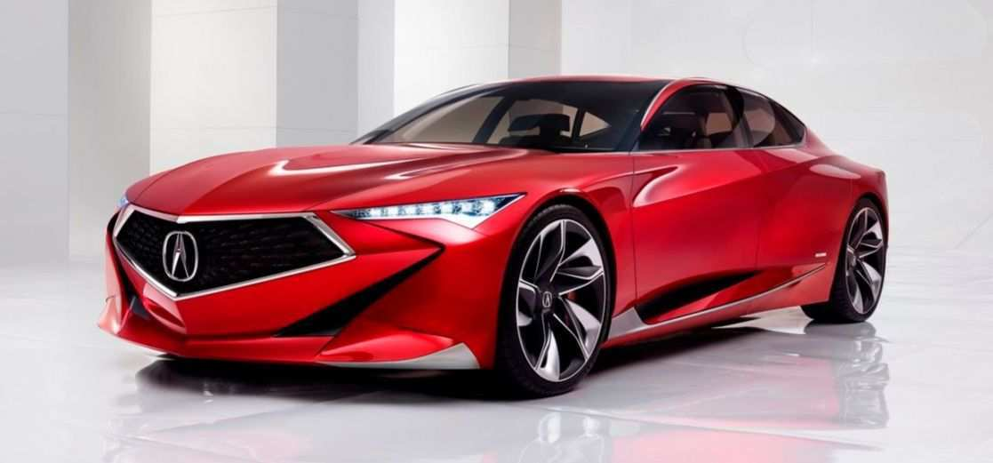 90 Concept of 2020 Acura RLX Research New with 2020 Acura RLX