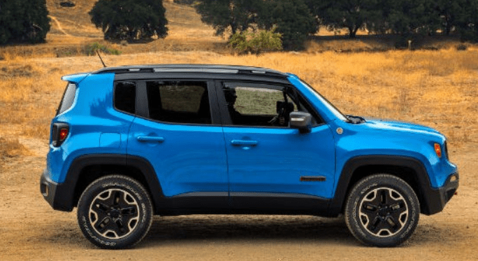 90 Concept of 2020 Jeep Renegade Exterior with 2020 Jeep Renegade