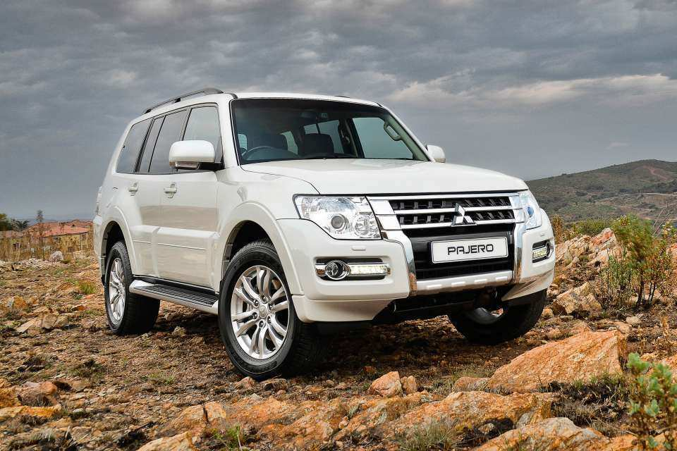 90 Concept of 2020 Mitsubishi Pajero Pricing with 2020 Mitsubishi Pajero