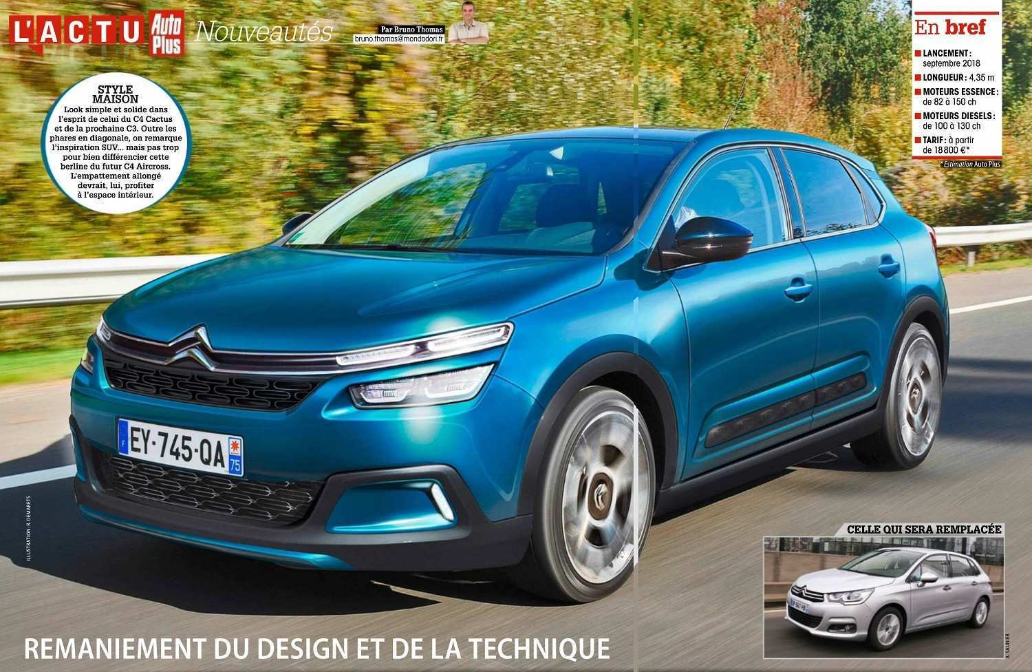 90 Concept of 2020 New Citroen C4 2018 Speed Test with 2020 New Citroen C4 2018