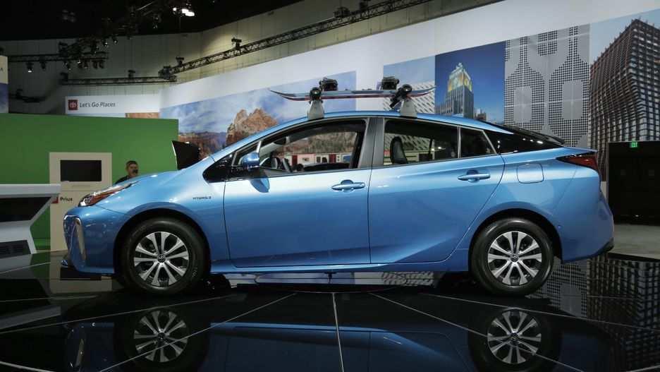 90 Concept of 2020 Toyota Prius Price for 2020 Toyota Prius