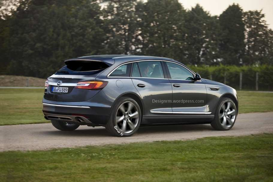90 Concept of Opel Antara 2020 Research New for Opel Antara 2020