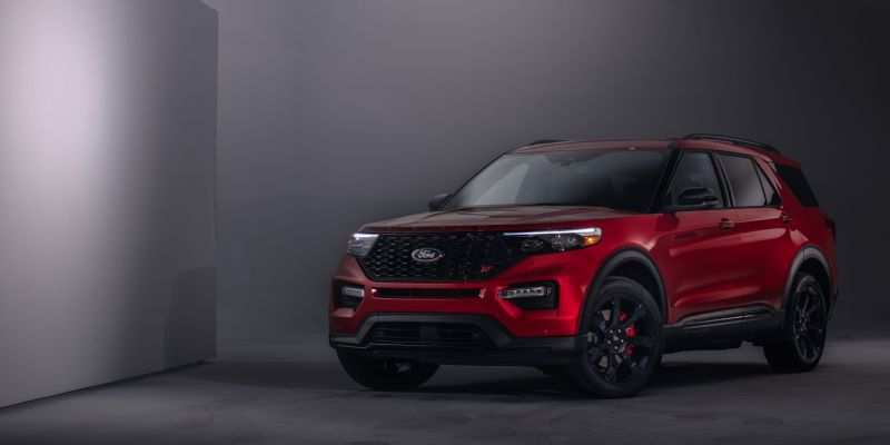 90 Gallery of 2020 Ford Explorer Sports New Review by 2020 Ford Explorer Sports