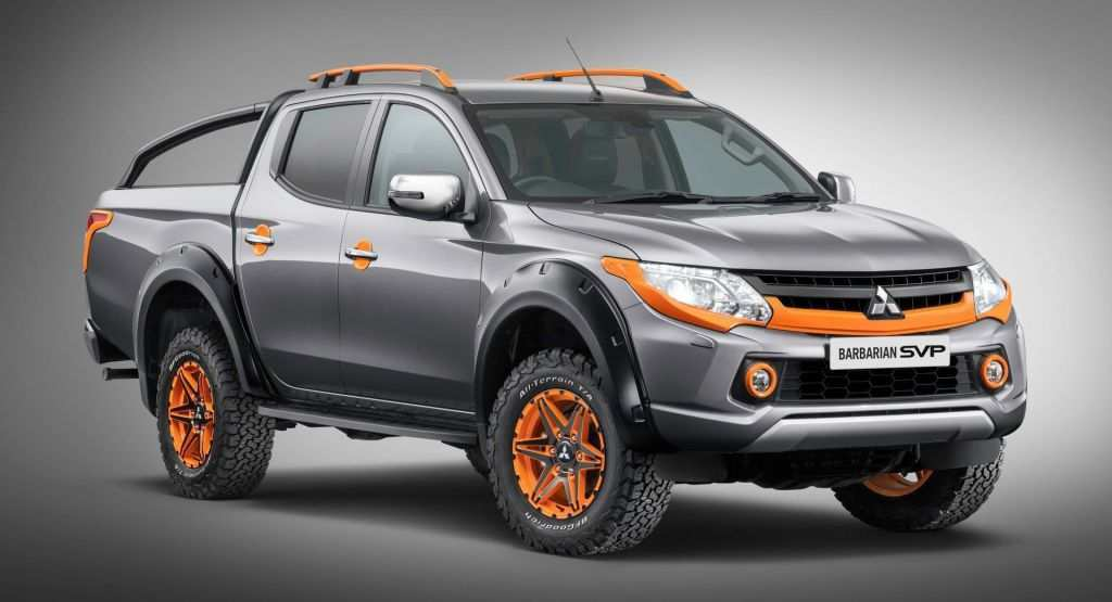 90 Gallery of 2020 Mitsubishi Triton Perfect Outdoor Price by 2020 Mitsubishi Triton Perfect Outdoor