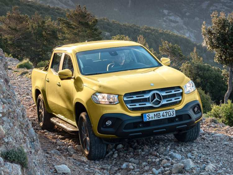 90 Gallery of New Mercedes Truck 2020 Pricing for New Mercedes Truck 2020