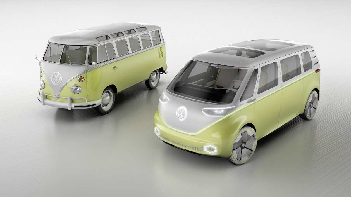 90 Gallery of VW Minivan 2020 Photos with VW Minivan 2020