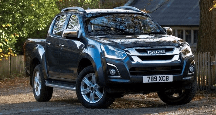 90 Great 2020 Isuzu Dmax 2018 Concept by 2020 Isuzu Dmax 2018