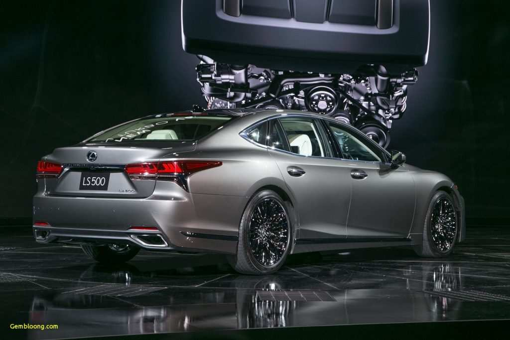 90 Great 2020 Lexus Ls 460 Redesign for 2020 Lexus Ls 460