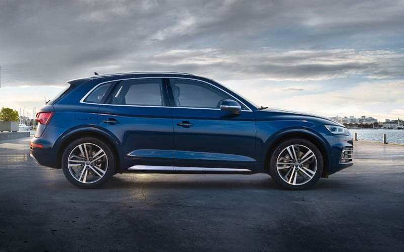 90 New 2020 Audi Sq5 Interior by 2020 Audi Sq5