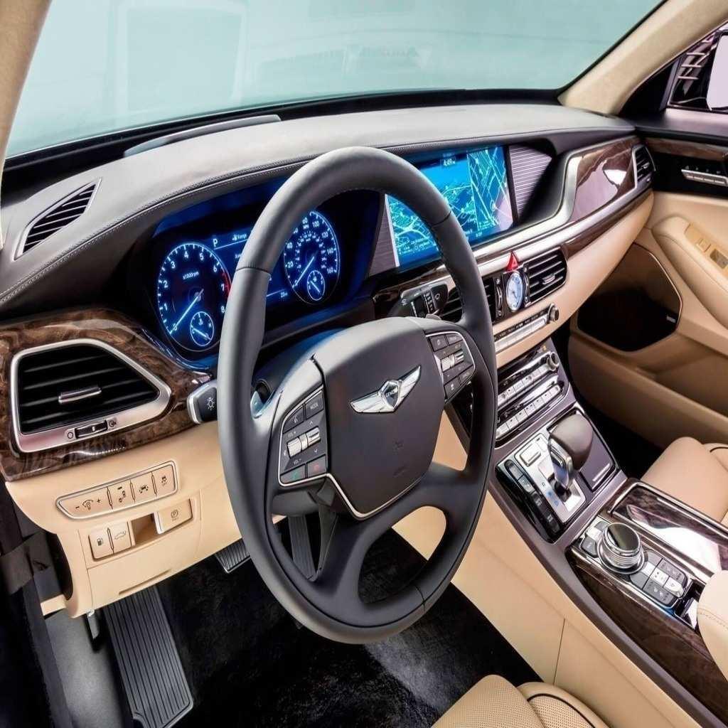 2020 Hyundai Equus Overview