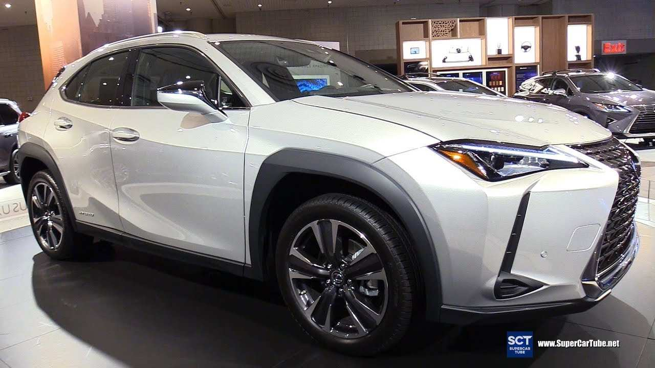 90 New 2020 Lexus Ux Exterior Canada Exterior with 2020 Lexus Ux Exterior Canada
