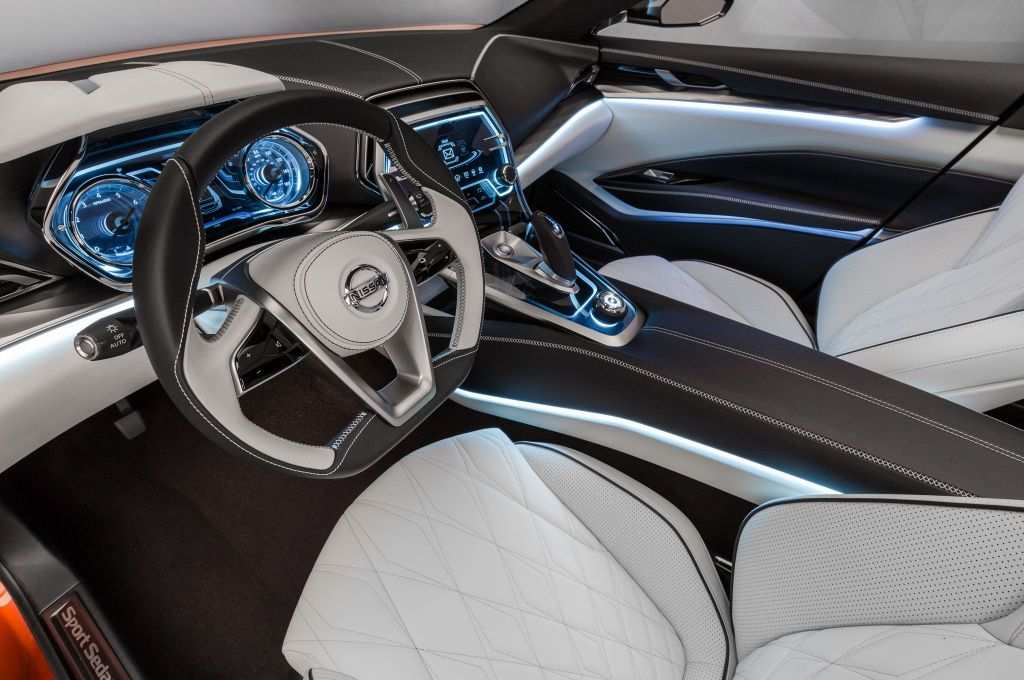 90 New 2020 Nissan Maximas Spesification with 2020 Nissan Maximas