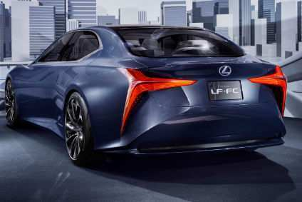 90 The Lexus 2020 Es New Concept Reviews for Lexus 2020 Es New Concept