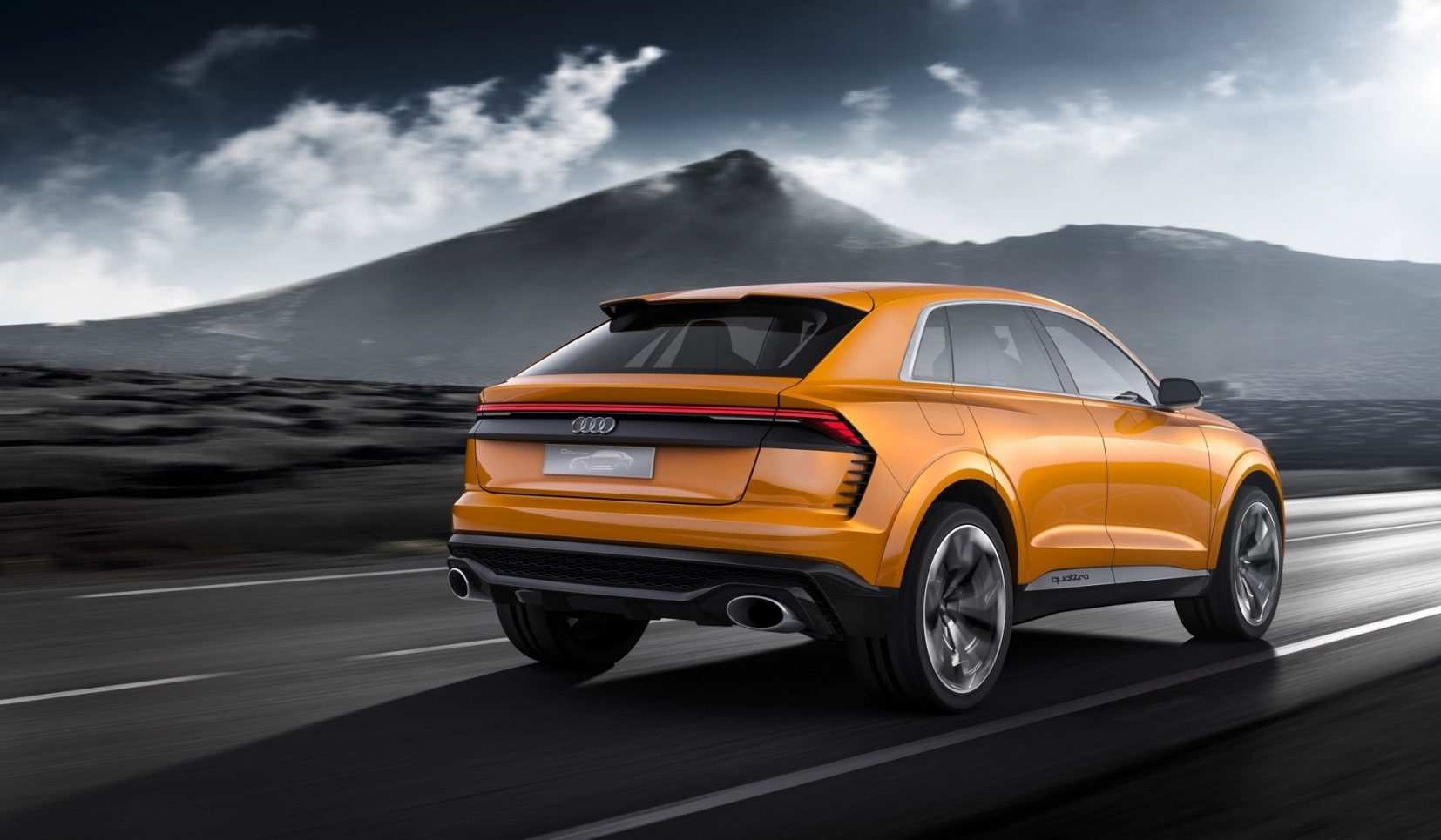 91 All New 2020 Audi Q8 Price and Review by 2020 Audi Q8