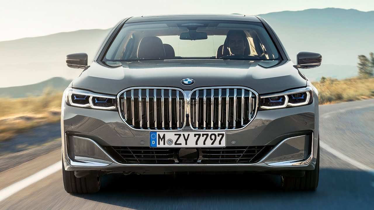 91 All New 2020 BMW 750Li Photos by 2020 BMW 750Li