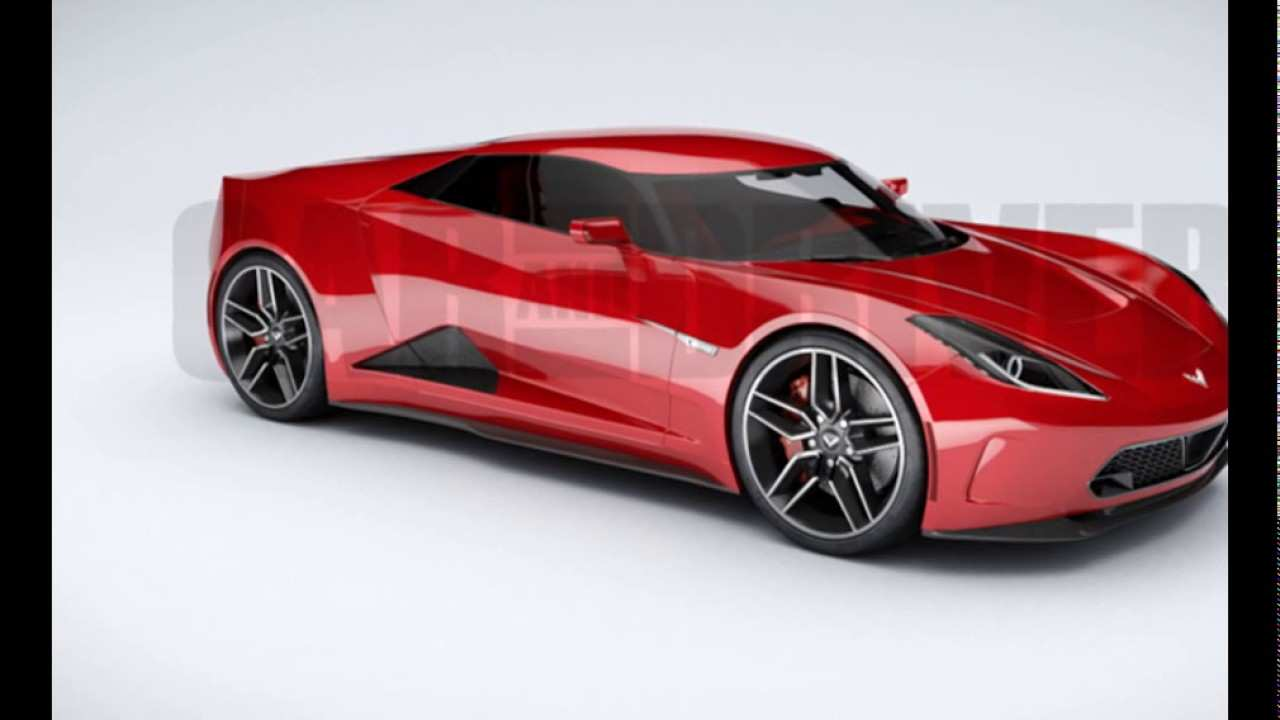 91 All New 2020 Corvette Stingray Price by 2020 Corvette Stingray