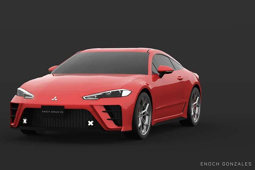 91 All New 2020 Mitsubishi Eclipse Picture for 2020 Mitsubishi Eclipse