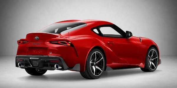 91 All New 2020 Toyota Supra Exterior New Review for 2020 Toyota Supra Exterior
