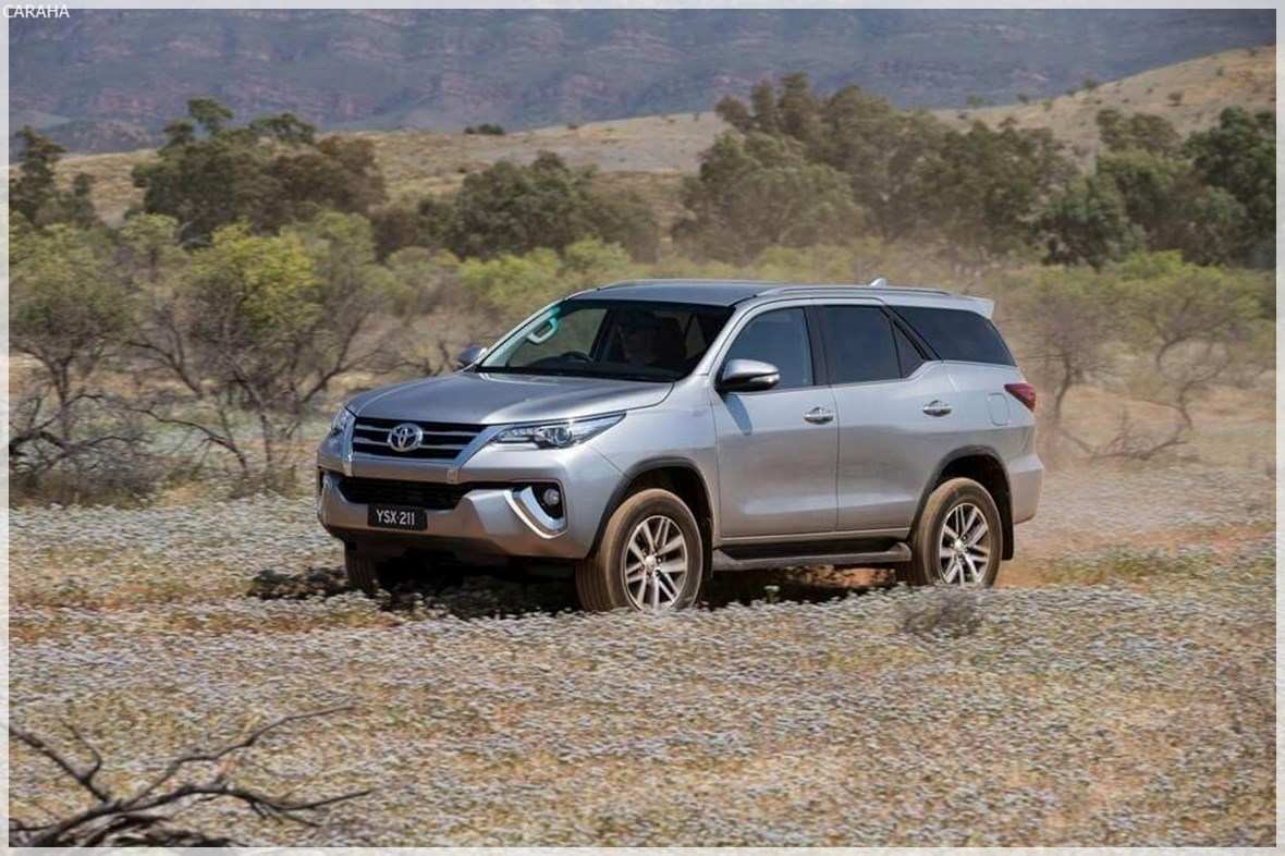 91 All New Toyota Fortuner 2020 Facelift Engine for Toyota Fortuner 2020 Facelift