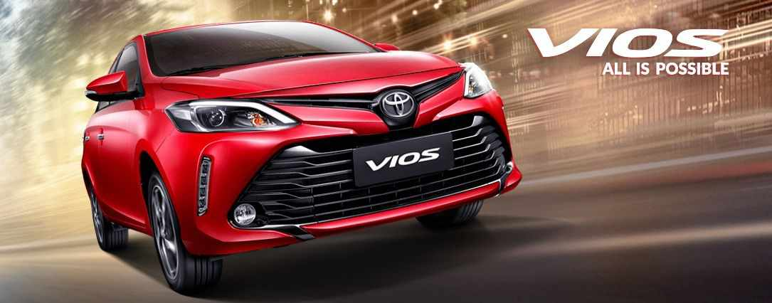 91 All New Toyota Vios 2020 Redesign for Toyota Vios 2020