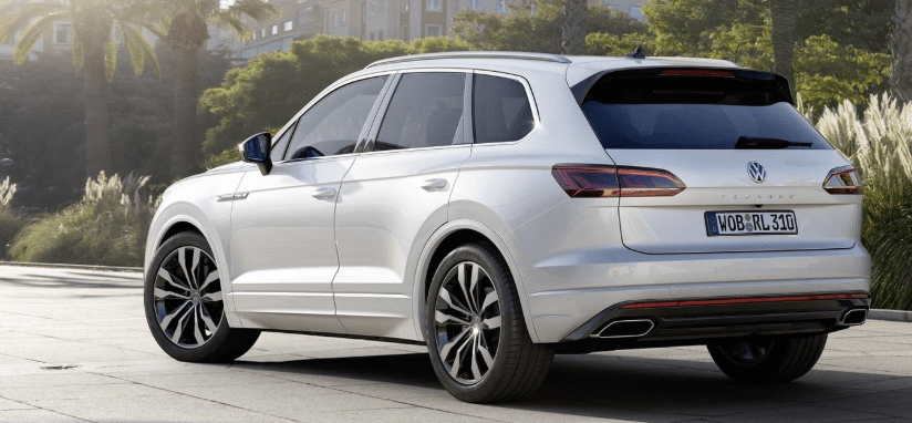 91 All New Volkswagen Touareg 2020 Exterior In India Picture for Volkswagen Touareg 2020 Exterior In India
