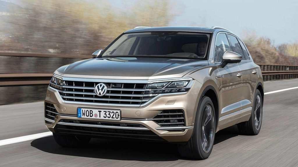 91 Best Review VW Touareg 2020 Usa Interior with VW Touareg 2020 Usa