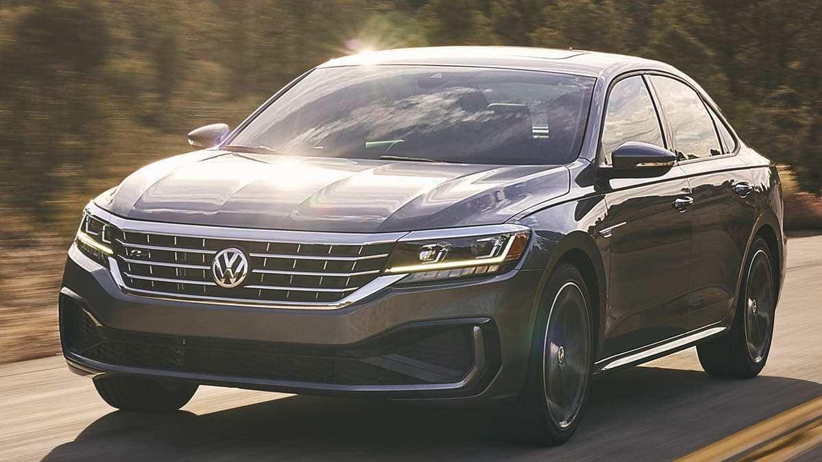 91 Best Review Volkswagen New Passat 2020 Rumors for Volkswagen New Passat 2020