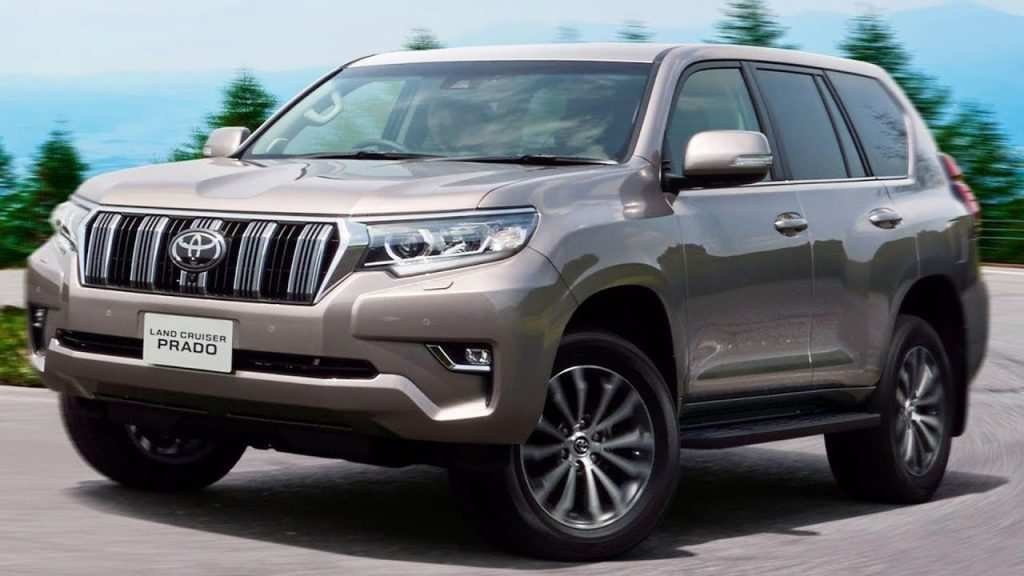 91 Concept of Toyota Prado 2020 New Concept Ratings for Toyota Prado 2020 New Concept