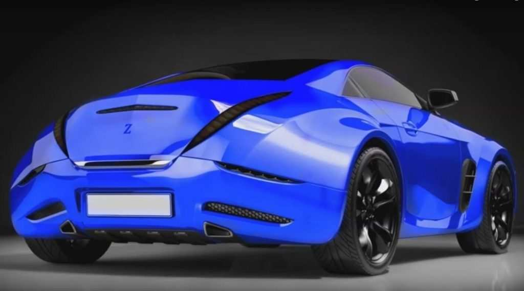 91 Concept of Z370 Nissan 2020 New Review with Z370 Nissan 2020