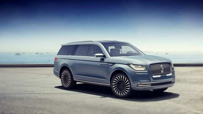 91 Gallery of 2020 Lincoln Navigator Performance and New Engine for 2020 Lincoln Navigator