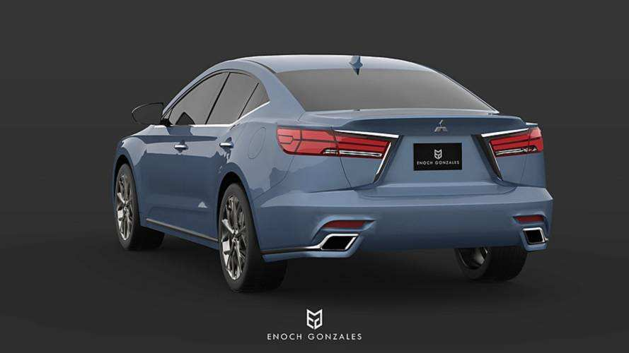 91 Gallery of 2020 Mitsubishi Galant Release for 2020 Mitsubishi Galant