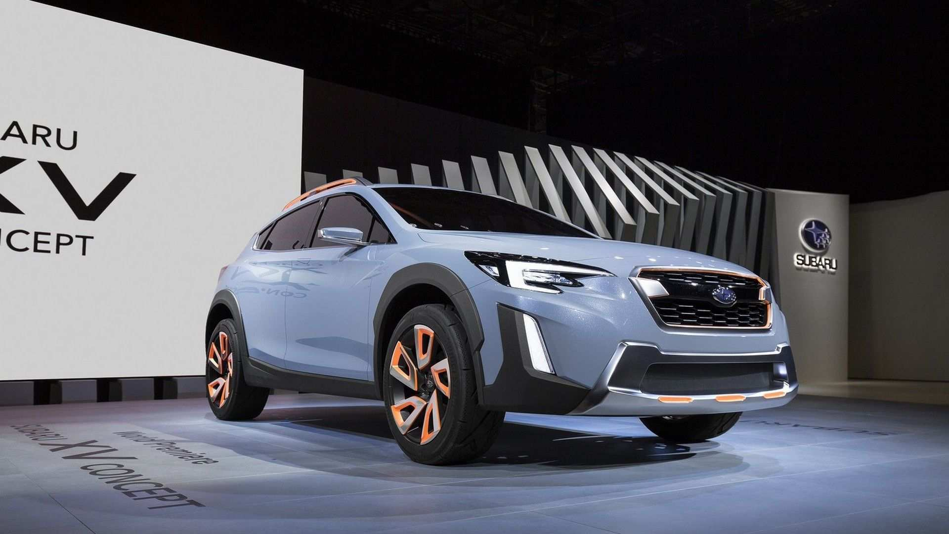 2020 Subaru Crosstrek Hybridand Exterior and Interior