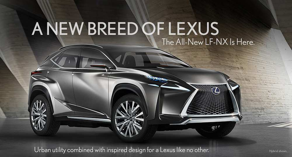 91 Gallery of Lexus New Concepts 2020 History for Lexus New Concepts 2020