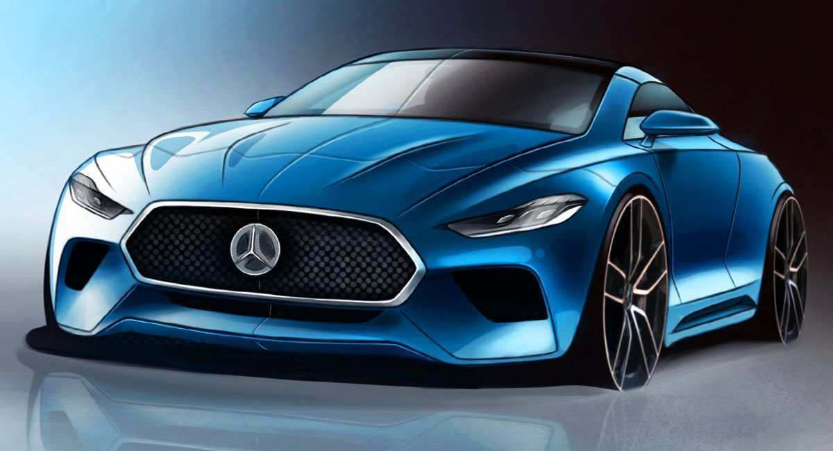 91 Gallery of New Sl Mercedes 2020 New Review for New Sl Mercedes 2020