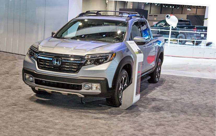 91 Great 2020 Honda Ridgeline Concept with 2020 Honda Ridgeline