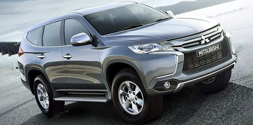 91 Great 2020 Mitsubishi Pajero Photos for 2020 Mitsubishi Pajero