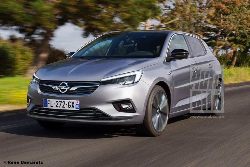 91 Great 2020 Opel Astra 2018 Redesign by 2020 Opel Astra 2018