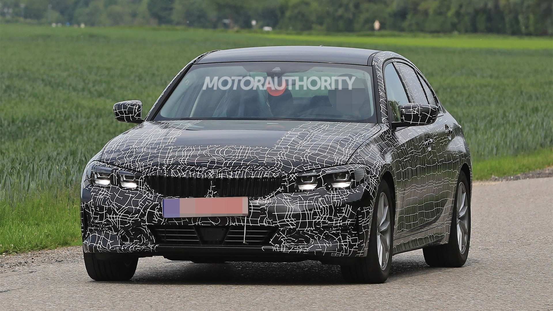 91 Great 2020 Spy Shots BMW 3 Series Price by 2020 Spy Shots BMW 3 Series