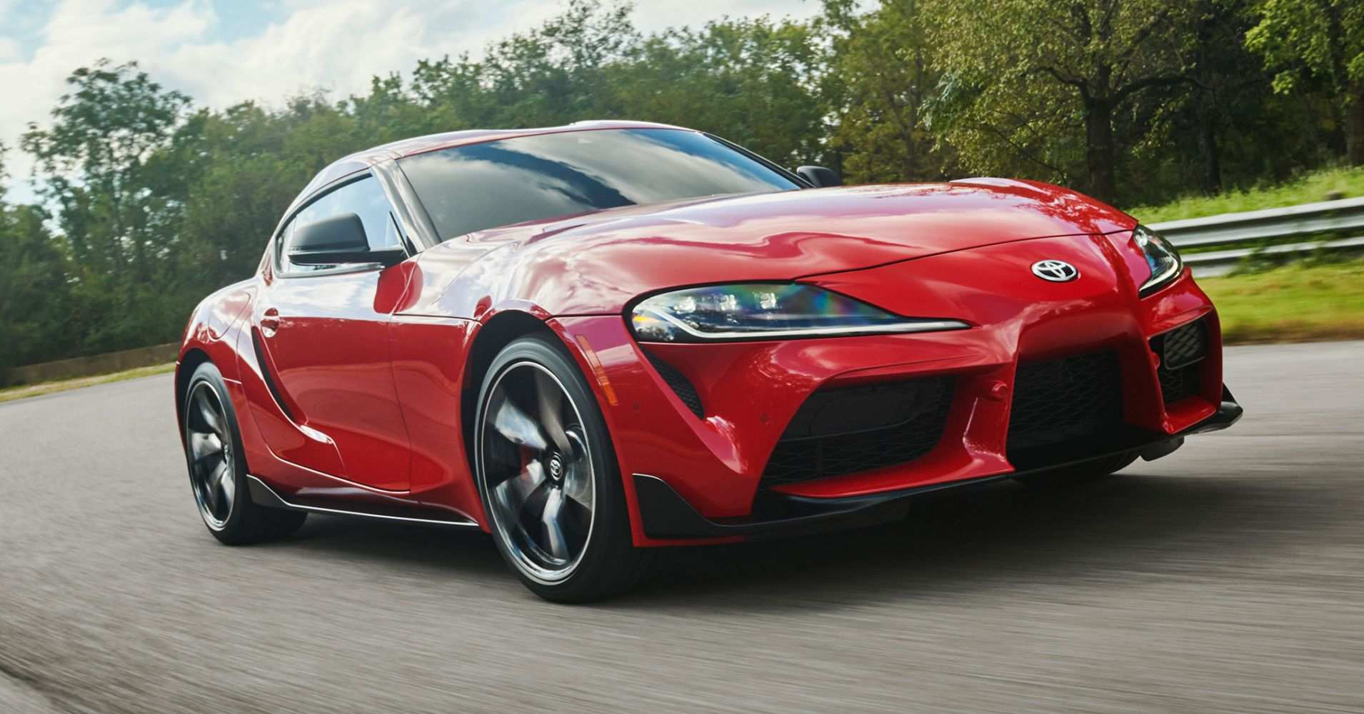 91 Great 2020 Toyota Supra Exterior History with 2020 Toyota Supra Exterior