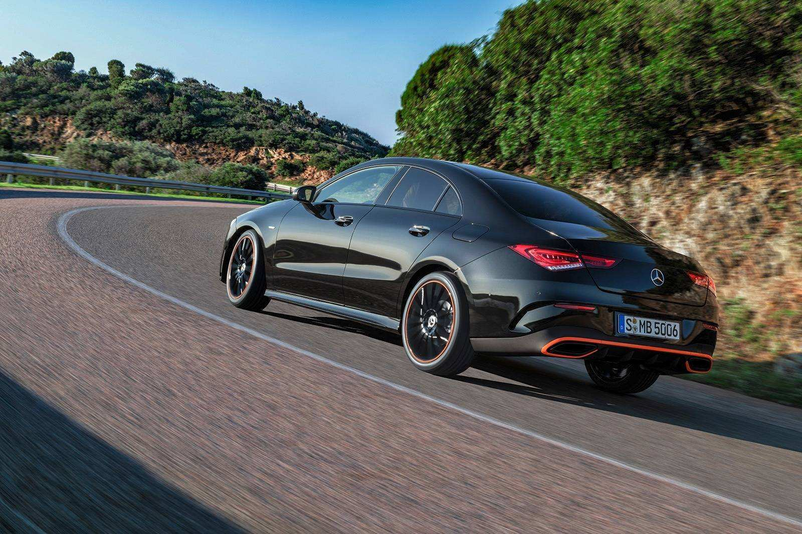 91 Great New Cla Mercedes 2020 Redesign and Concept by New Cla Mercedes 2020