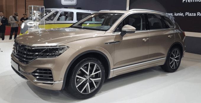 91 Great VW Touareg 2020 Australia Prices with VW Touareg 2020 Australia