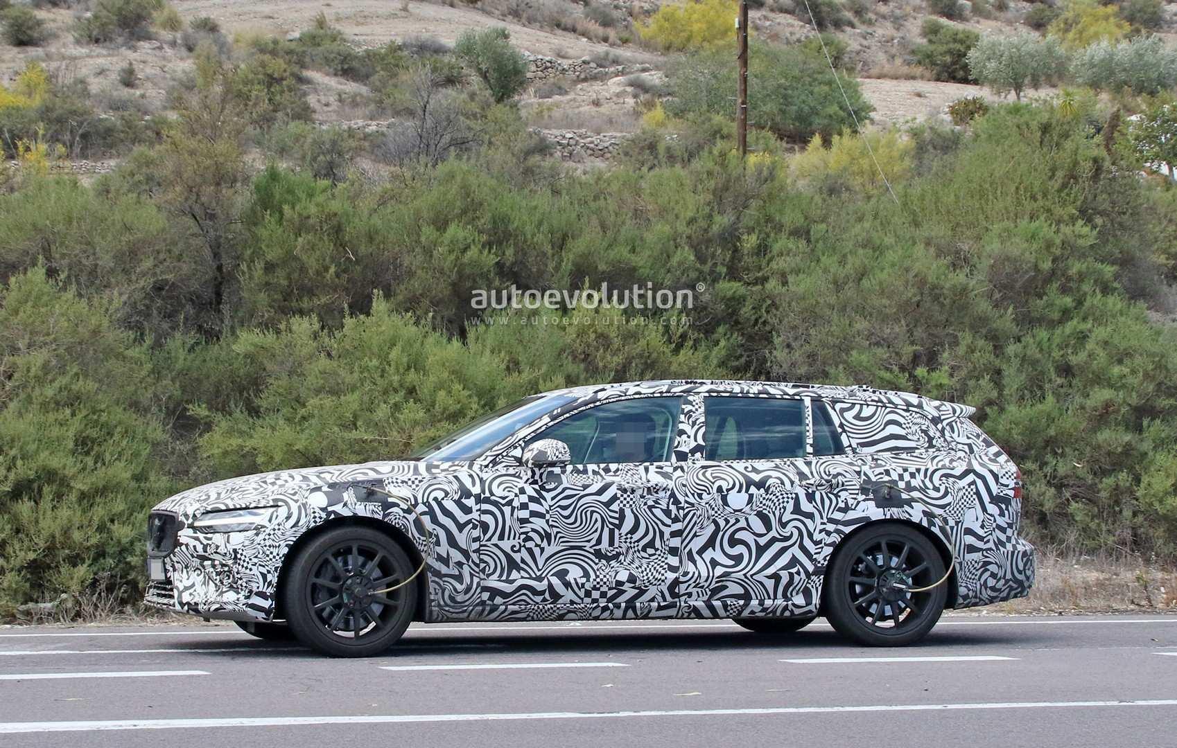 91 Great Volvo Wagon 2020 Rumors for Volvo Wagon 2020