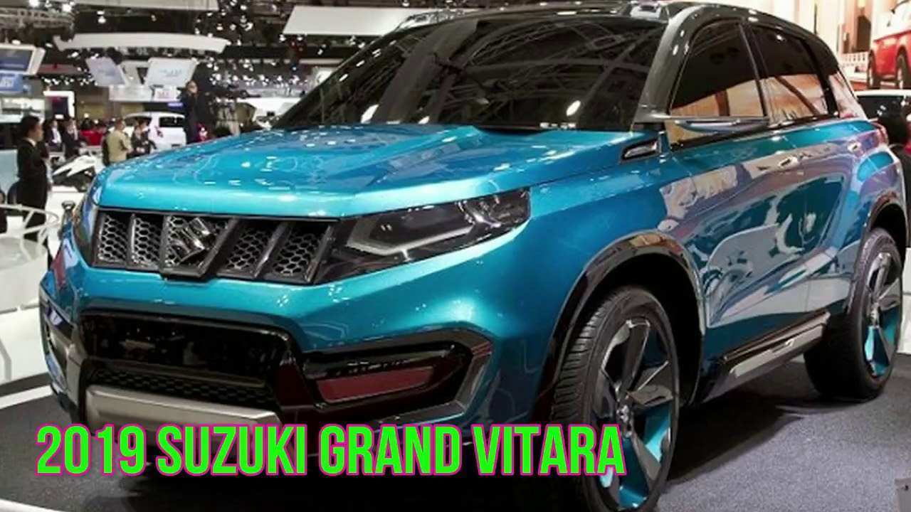 91 New 2020 Suzuki Grand Vitara 2018 Spesification for 2020 Suzuki Grand Vitara 2018