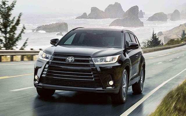 91 New 2020 Toyota Highlander Performance with 2020 Toyota Highlander