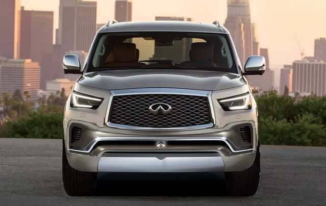 91 The 2020 Infiniti QX80 Picture by 2020 Infiniti QX80