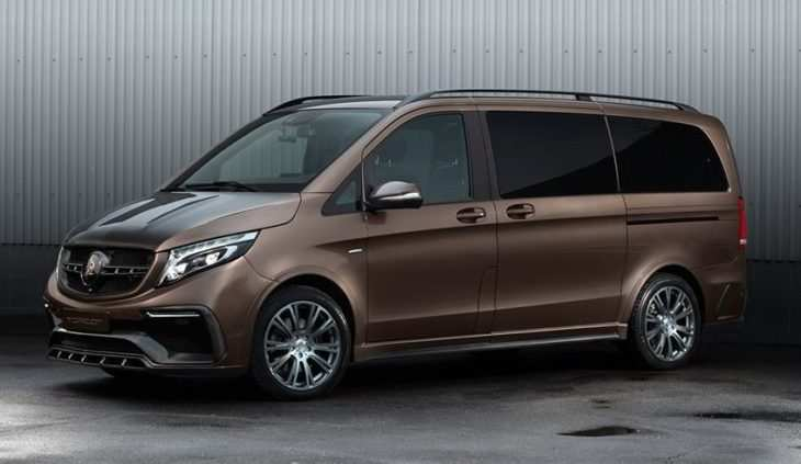 91 The 2020 Mercedes V Class First Drive by 2020 Mercedes V Class