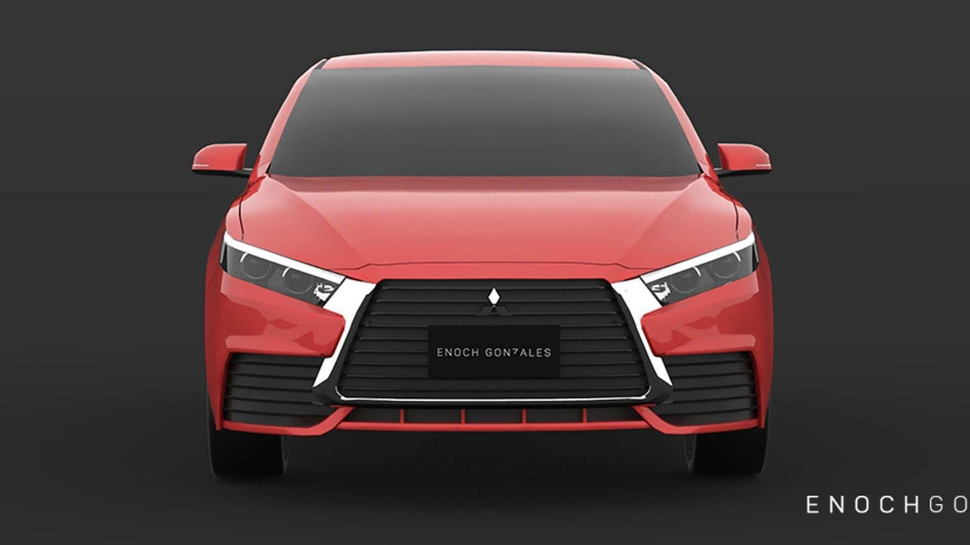 91 The 2020 Mitsubishi Lancer 2018 Release for 2020 Mitsubishi Lancer 2018